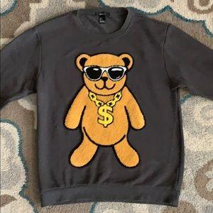 Money 💰 Bear sweatshirt